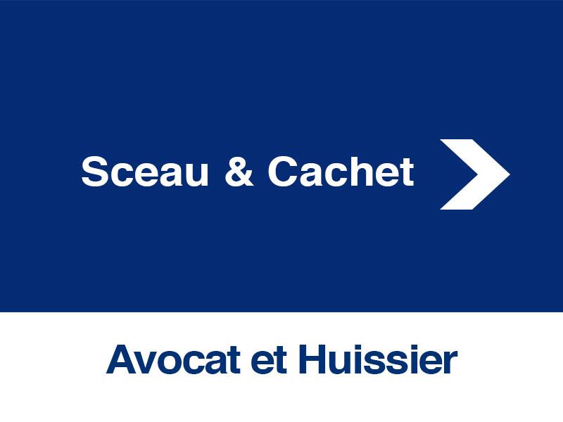 Sceau & Cachet